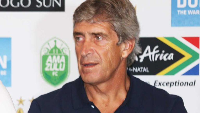Manuel Pellegrini: Has returned to his home country
