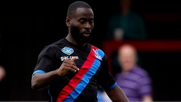 Quincy: Has impressed for Palace in pre-season