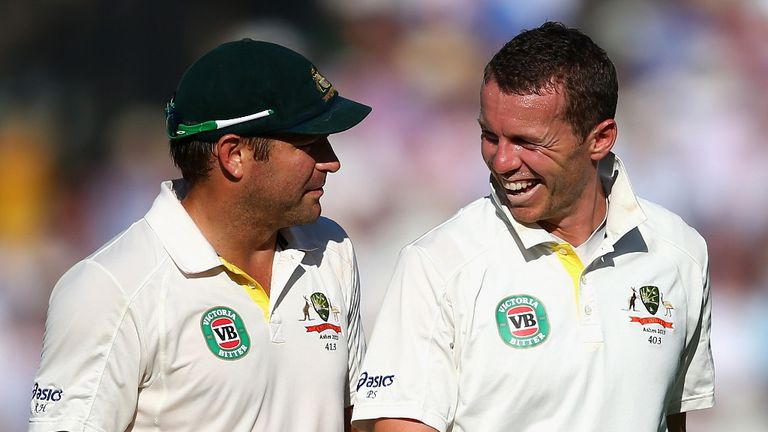 Peter Siddle: Confident Australia can halt England