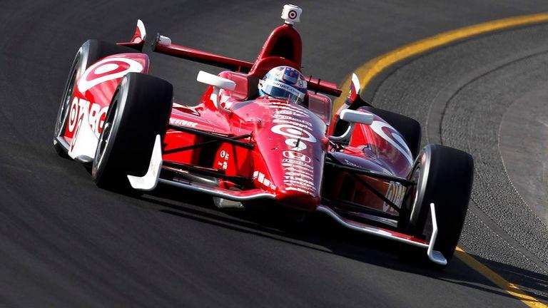 Scott Dixon: IndyCar series winner