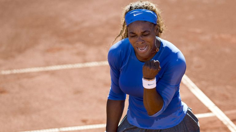 Serena Williams: Powered past Klara Zakopalova to reach Bastad final
