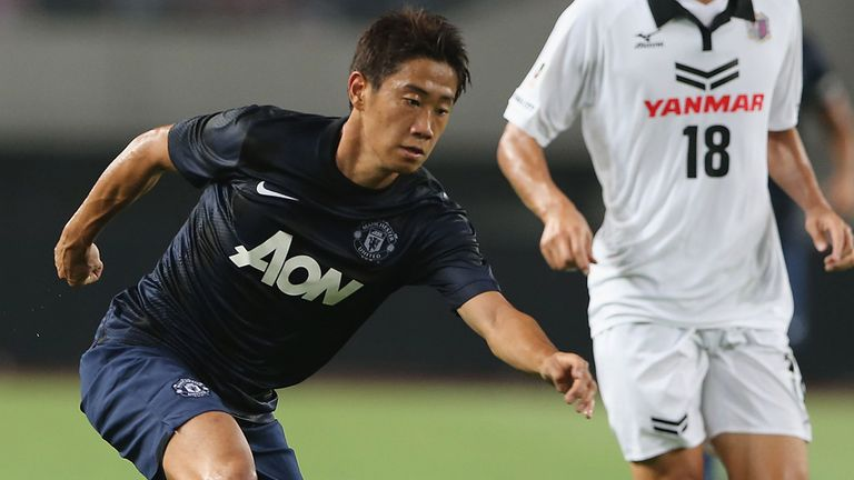Shinji Kagawa: Staying at Manchester United