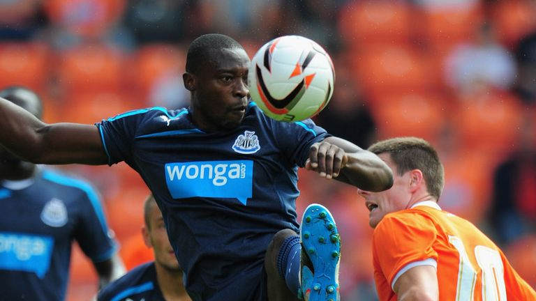 Shola Ameobi: Considering his future at Newcastle