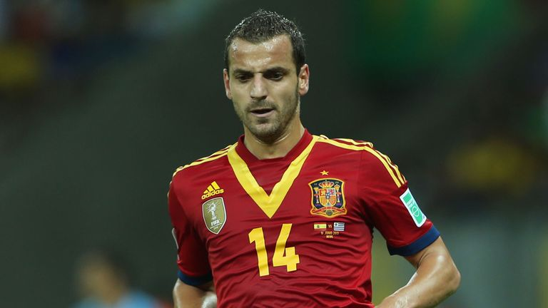 Roberto Soldado: The striker becomes Tottenham's record signing