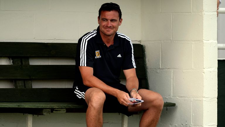 Steve Harper: Former Newcastle goalkeeper has joined Hull City
