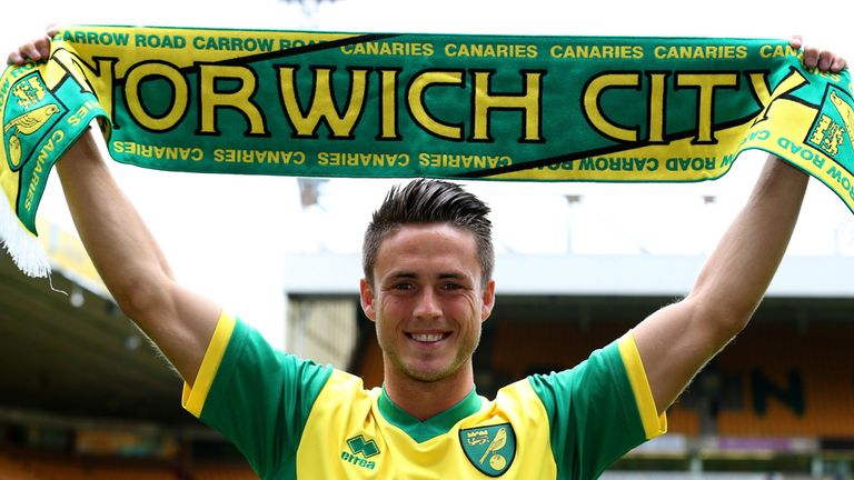 Ricky van Wolfswinkel: Indicative of Norwich's sensible progress so far this summer