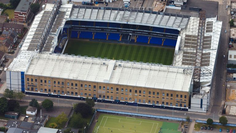 White Hart Lane: West Ham have vowed to ban fans for any anti-Semitic chanting at the ground