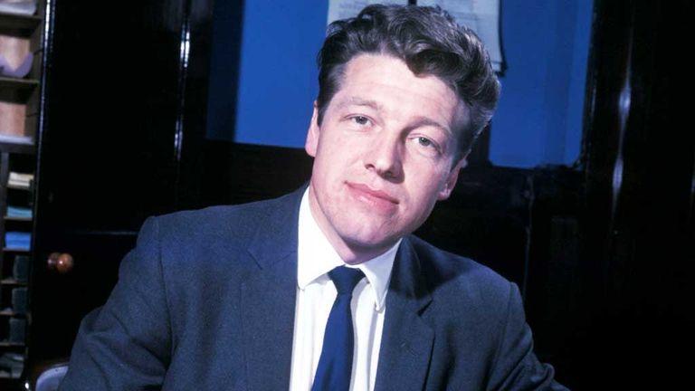 Davie White: The ex-Rangers and Dundee boss has passed away