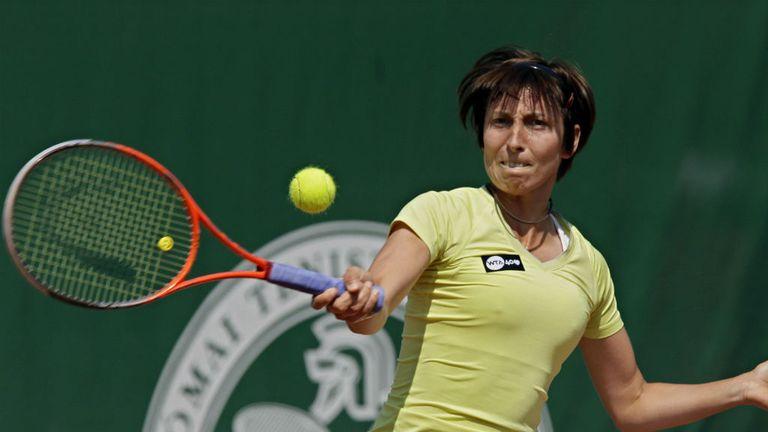 Yvonne Meusburger: The Austrian won her first WTA title on home soil