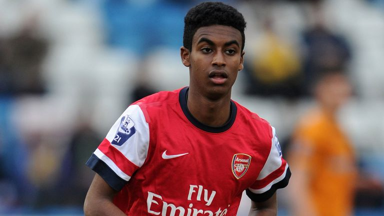 Gedion Zelalem: Rewarded with new deal