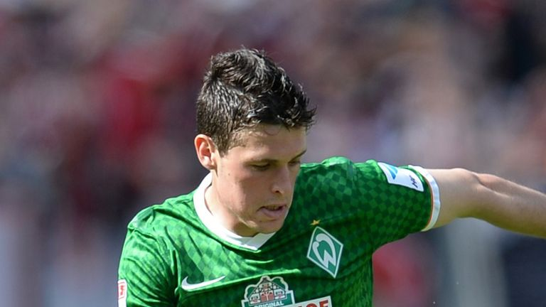Zlatko Junuzovic: Ankle problem for Werder Bremen midfielder