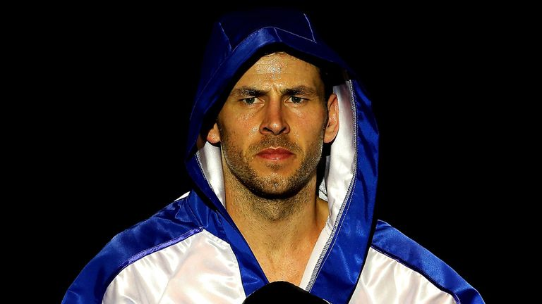 Darren Barker: Preparing for world title clash against Daniel Geale