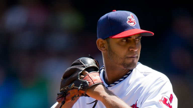Danny Salazar: Made a spectacular start to his Major League career on Friday