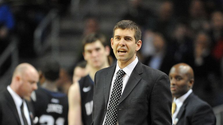 Brad Stevens: Makes the step up from the college ranks to take control of Celtics