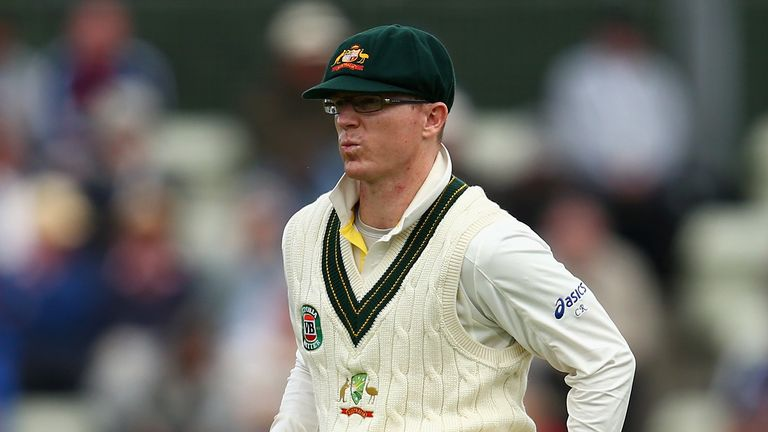 Chris Rogers: Experienced in English conditions from his time in county cricket
