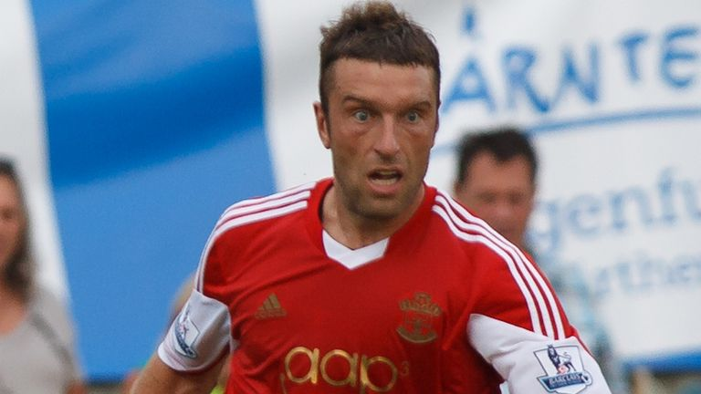 Rickie Lambert: Won first call-up to England squad