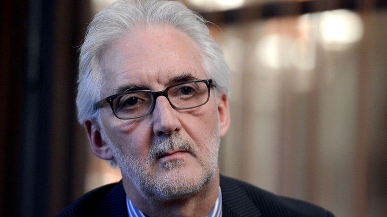 Brian Cookson: Unhappy with Pat McQuaid's re-election bid
