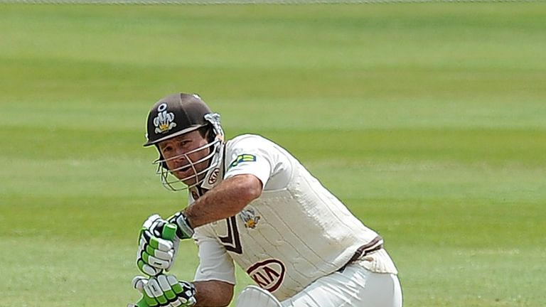 Ricky Ponting: Passed 24,000 first class runs