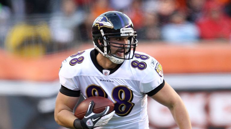 Ravens release TE Pitta after another hip injury