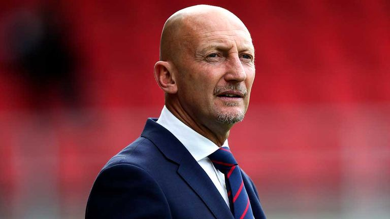 Ian Holloway: Determined to land some of his transfer targets at Crystal Palace