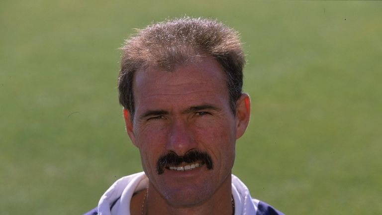 Jimmy Cook: Was a prolific run scorer in his time at Somerset