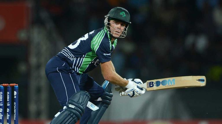Trent Johnston: Former Ireland captain will hang up his boots in December