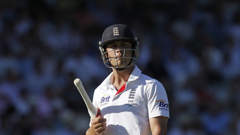 Jonathan Trott: Thinks DRS needs improving but should be kept
