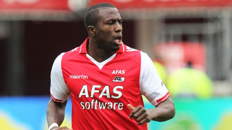 Jozy Altidore: Has completed his move from AZ Alkmaar to Sunderland