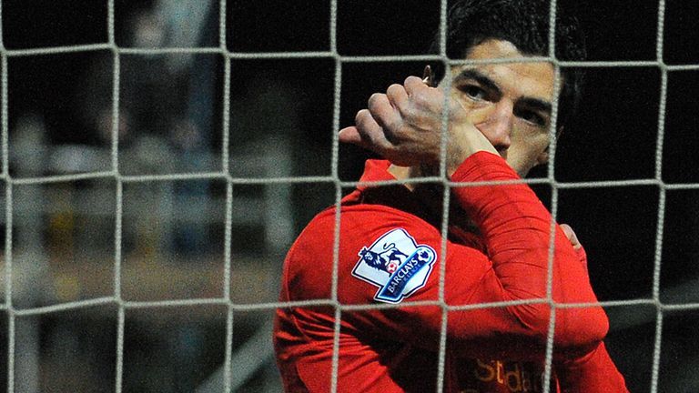 Luis Suarez: Wants away from Anfield