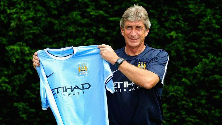 Manuel Pellegrini: Keen to improve City's European results