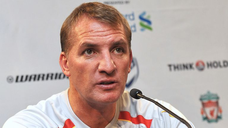 Brendan Rodgers: Liverpool boss will think carefully before adding to his four signings so far this summer