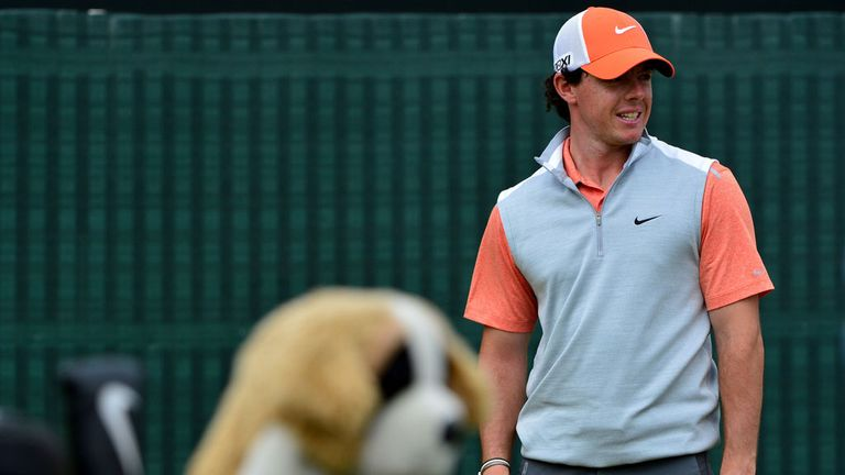 Rory McIlroy: Confident he can be in the mix at Muirfield