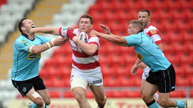London's semi-final loss to Wigan was an 'awful day' for Luke Dorn