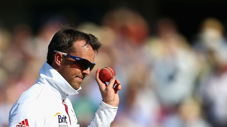 Graeme Swann: Pleased with battling qualities shown by England at Lord's
