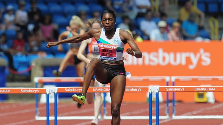 Perri Shakes-Drayton: Was shocked to hear Tyson Gay and Asafa Powell had failed drugs tests