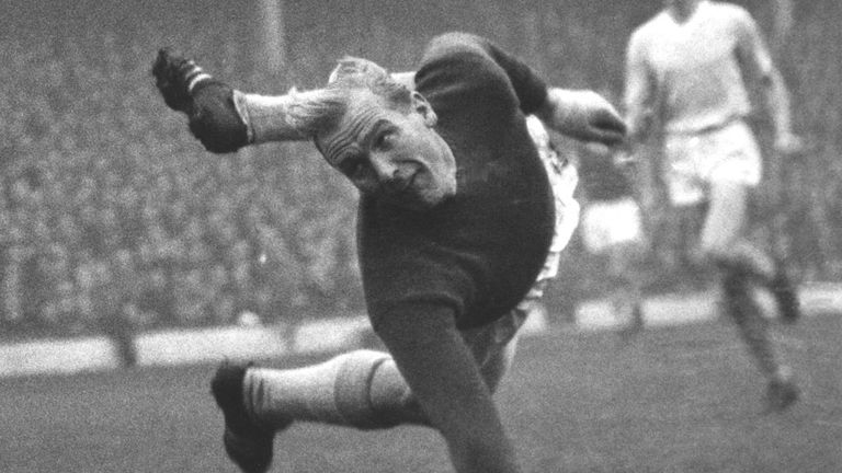 Bert Trautmann: Captured as a prisoner of war before settling in England