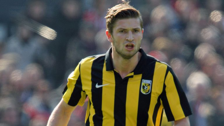 Jan-Arie van der Heijden: Happy with Vitesse's start to the season