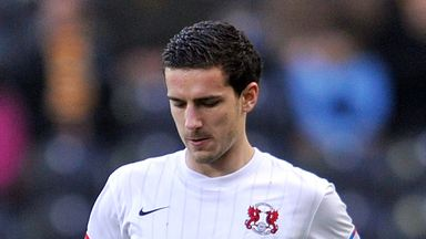 Mathieu Baudry: Enjoying his football with Leyton Orient