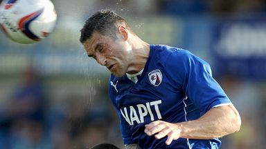 Matty Brown: Spireites successful in red appeal