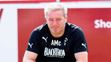 Ally McCoist: Waiting to register new signings
