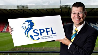 fifa live scores - Neil Doncaster replaces Ian Maxwell on SFA board