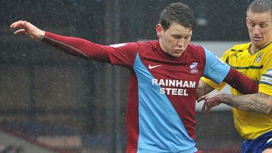 Connor Jennings: Back at Glanford Park