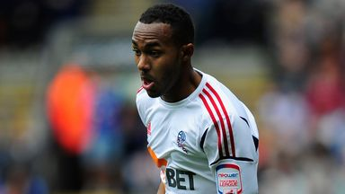 Rob Hall: Has shown flashes of brilliance for Bolton