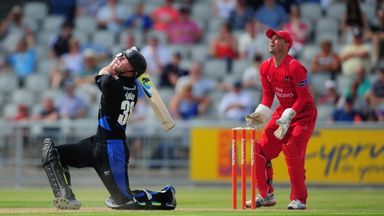 Ben Stokes: Hopes to return in time for start of Natwest T20 Blast competition
