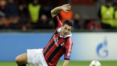 Daniele Bonera: Huge injury blow for AC Milan
