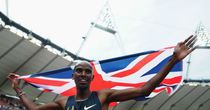 Farah strides ahead in London