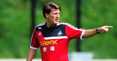 Michael Laudrup: Has had a tough start to the season