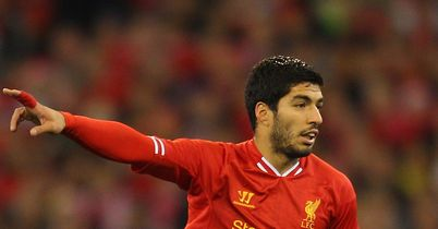 Luis Suarez: Liverpool striker wanted by Arsenal