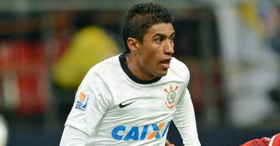 Paulinho: Completed Spurs transfer