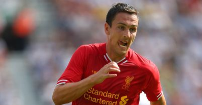 Stewart Downing: Enjoying life at Liverpool